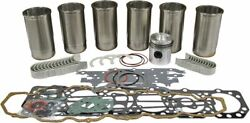 Engine Overhaul Kit Diesel For Case Ih Mx215 Mx245 ++ Tractors