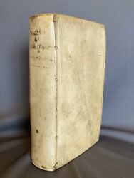 1658 Serious Questions Of Christianity - Revelation Usher Reformed Vellum Bible