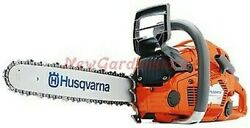 Chainsaw Use Private And Professional 555 18'' Husqvarna 966 01 09-18 966 010918