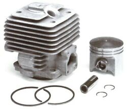 Kit Piston Cylinder Compatible With Stihl For Chainsaw 08 Ts350