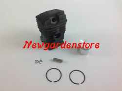 Cylinder Complete 029 Ms290 Chainsaw 112702011210 Fit Stihl 395091 1 13/16in