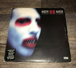 Marilyn Manson: The Golden Age Of Grotesque 2 LP Vinyl Original 2003 UK Pressing
