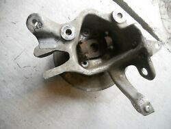 Corvette C-4 84 85 Right Hand Rear Steering Knuckle Hub And Spindle As Pictured