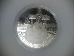 1984 450th Anniversary Canada - Jacques Dollar - Proof