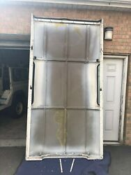 Land Rover Defender110 Roof Rear Body Upper With Windows And Front Fendes