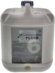 Sachs Zf Life Guard 6 Transmission 20l Fluid Oil For Zf 6hp Trans S671090253