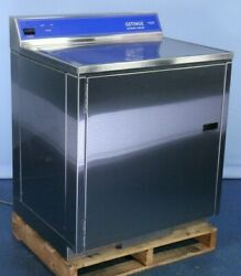 Getinge 2460rd Rinser Dryer For Ultrasonic Cleaner With Warranty