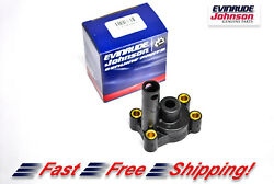 New Johnson Evinrude Oem Outboard Water Pump Impeller Housing 389577