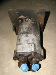 Rebuilt Case 1830 Drive Motor Or Can Sell Individual Drive Mtr Part/s Separately