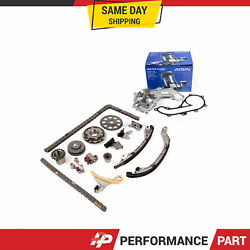 Timing Chain Kit Aisin Water Pump For 05-15 Toyota Tacoma 2.7l Dohc 2trfe