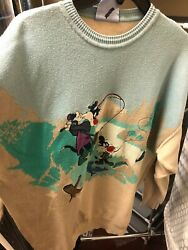 Vintage Looney Tunes Sweater, Rare, 213 Of 1000 Made, Good Condition