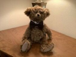 Collectible Teddy Bear By Bear-patch Bears Martha Deraimo. you Will Love Him