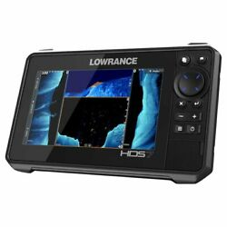 Lowrance Hds-7 Live Fishfinder With Active Imaging 3-in-1 And Aus/nz Maps