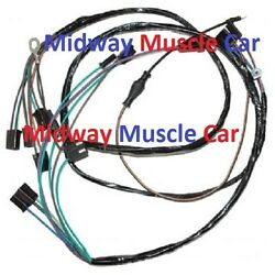 A/c Air Conditioning Control Wiring Harness And Compressor Ext 72 Olds Cutlass 442