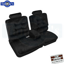 81-87 Regal Limited Front Seat Covers Upholstery Coupe 2 Door Pui