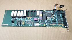 Equipe M.c.s.i. Ind-88-4 Revision A Cpu Board Sold W/ Warranty