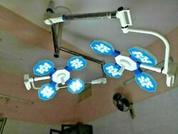 Dual Led Operation Theater Surgical And Examination Led Ot Lights 48+48 Led's Lamp