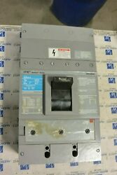 Nxd63b120 Siemens Ite 1200 Amp 600 Volt Nxd6 3 Pole Circuit Breaker- Load Tested