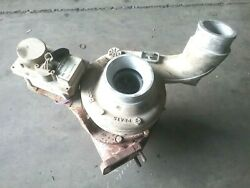 2003 - 2008 International Dt466 Turbo Charger With Actuator