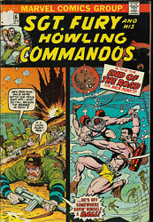 Sergeant Fury And His Howling Commandos 116 1973