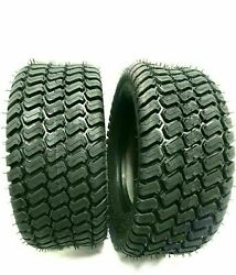 Two- 18x8.50-8 18 850 8 4 Ply Grassmaster Style Lawn Mower Tires Free Ship