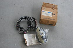 Nos 1968 Mustang /shelby Stereo Front Speaker Kit Doors C8zz-18808-a Am-fm 8tr