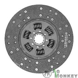 328 0337 10 11 Dual Stage Clutch Woven Disc Case-ih 2120 2130 2140 2150 Pjv55 P