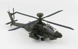 172 25cm Hm Boeing Ah-64e Apache Guardian Helicopter Taiwan Army Diecast Model