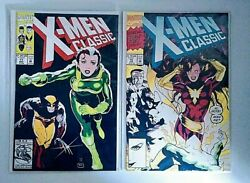 Comic Books - Lot Of 8 - X-men Classic The Punisher Buffy - Mint Condition