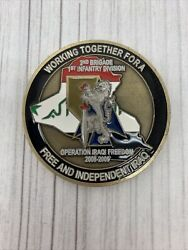Second Brigade First Infantry Division Operations Iraq Freedom 2008 To 2009