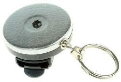 Securikey Self-retracting Key Reel 600mm Stainless Steel Chain Spinner Fitting