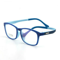 Plastic steel Children Eyeglasses Boys Girls Frames Optic Eyewear Kids Glasses $15.29