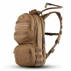Source Tactical Commander 10 Liter Hydration Pack Coyote Brown, Molle, Pals