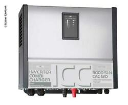 Charger + Power Inverter 3000si-n/120a+ Remote Control Motorhome New 2020
