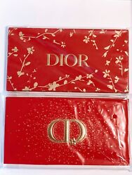 3 Sets Of Dior Red Lucky Money Envelopes Chinese Lunar New Year Limited Vip