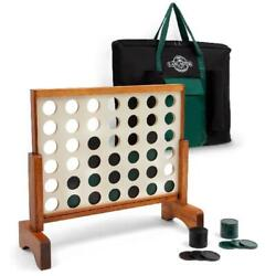 Yard Games Giant 4 In A Row Game Big Fun For S Teen Connect Party Outdoor
