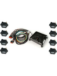 Msd Ignition Control Module Pro 600 Cdi 8 Channel Coils / Harness Incl… 8000-8