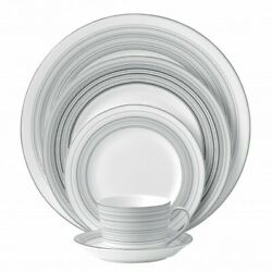 Royal Doulton China Islington Five Piece Place Setting - Discontinued