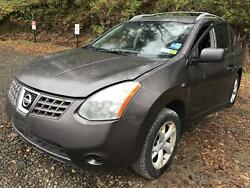 08 Nissan Rogue Except Sport Engine Assembly