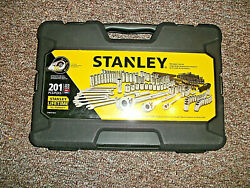 Stanley Empty Tool Box Plastic From 201 Piece Socket Kit  No Tools