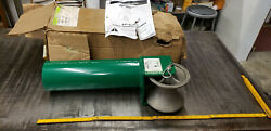 New Greenlee 441-5 Cable Feeding Sheave Puller Tugger Tool. Lot1 Basement