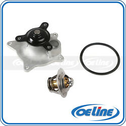 For Chrysler Town And Country Dodge Caravan Grand Caravan Water Pump Thermostat