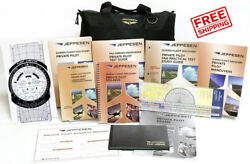 Jeppesen Private Pilot Kit Part 141 Free Shipping Newest Revisions