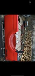 2019 Ford F250 F350 Superduty 8ft Bed Box Assembly Red Pq Paint Code
