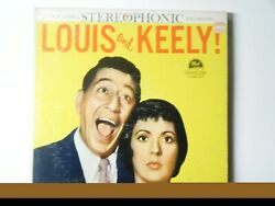 Louis Prime Keely Smith Louis and Keely Dot DLP25210 EX $5.99