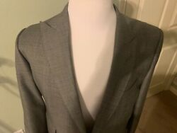 2995 Tom Ford Jacket 100 Wool Size 44 R Us 54 Eu Hand Made Italy