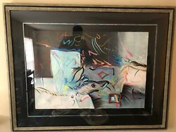 Mary Ann Sears Andldquothe Gentleman And The Lycanthropeandrdquo Original Artwork Signed