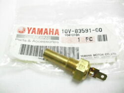Yamaha Rd125ypvs Dt125lc Dt200 Temp Gauge Nos Thermo Switch Sensor 10v-83591-00