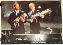 Lot Of 3 Men In Black 1997 Spanish Movie Posterswill Smithaliensbuy 1 Or All
