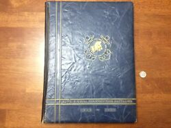 Wwii 1943-1945 Navy 82nd Naval Construction Battalion Book Guadalcanal Okinawa